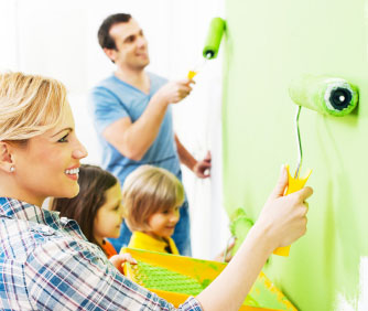Thermal paint to lower your energy bills!