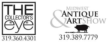 Midwest Antique & Art and The Collector's Eye Shows